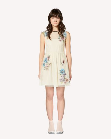 REDValentino RR0VA01YCFD A03 Short dress Woman f