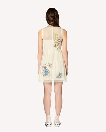 REDValentino RR0VA01YCFD A03 Short dress Woman r