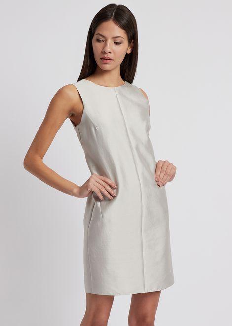 ドレス ラズミール製 プリーツバック