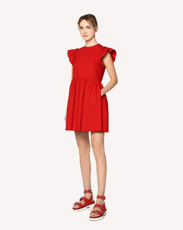 REDValentino RR0VAD500VU MM0 Short dress Woman d