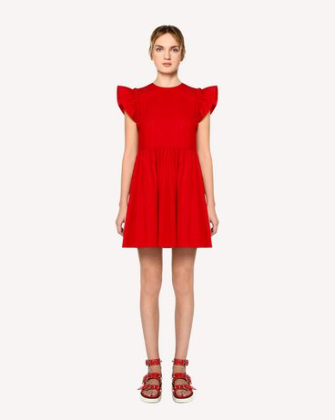 REDValentino RR0VAD500VU MM0 Short dress Woman f