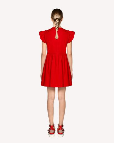 REDValentino RR0VAD500VU MM0 Short dress Woman r