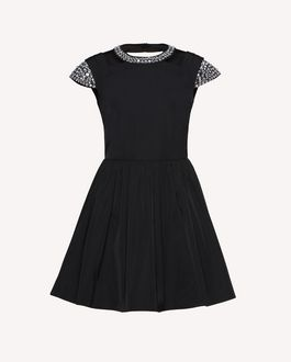 REDValentino Short dress Woman RR3MJ00UXFW 0NO a