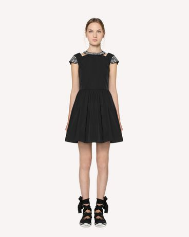 REDValentino RR3VAA5541E 0NO Short dress Woman f