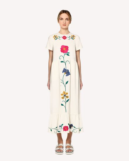 REDValentino Long dress Woman RR0VA01NMJF 031 f