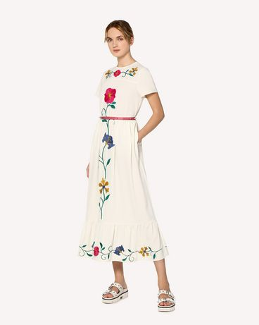 REDValentino RR0VA01NMJF 031 Long and midi dresses Woman d