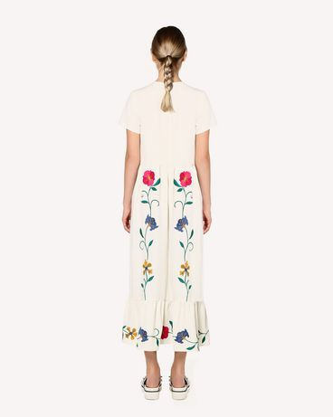 REDValentino RR0VA01NMJF 031 Long dress Woman r