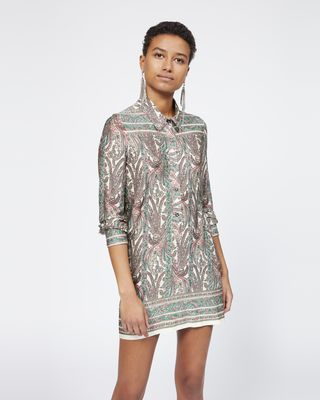 ISABEL MARANT SHORT DRESS Woman WILENA dress r
