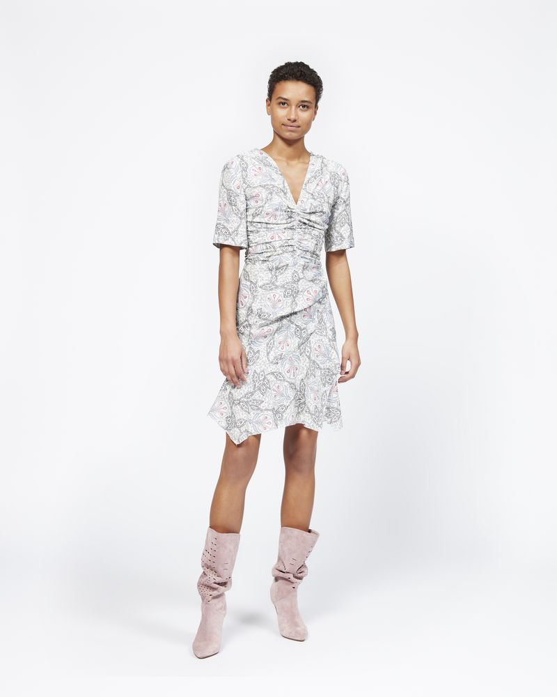 ARODIE dress ISABEL MARANT