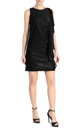 JUST CAVALLI Dress Woman Knitted lurex dress f