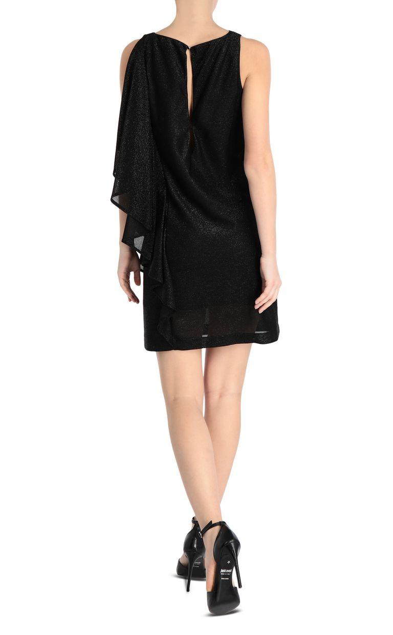 JUST CAVALLI Softly draped dress Short dress Woman r