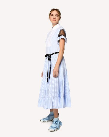 REDValentino RR0VAC10BIU NV1 Long and midi dresses Woman d