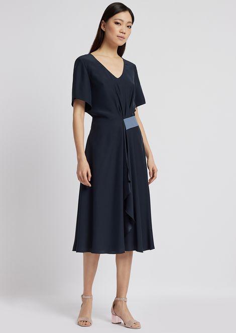 EMPORIO ARMANI Dress Woman f