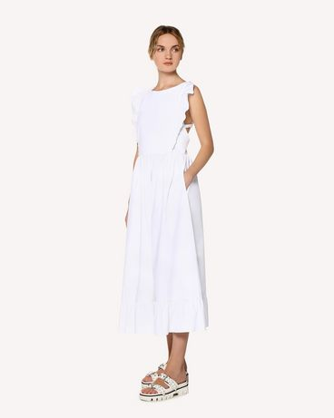 REDValentino RR0VAD600VU 001 Long dress Woman d