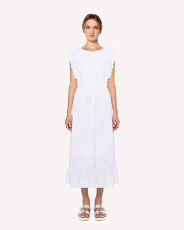 REDValentino RR0VAD600VU 001 Long dress Woman f
