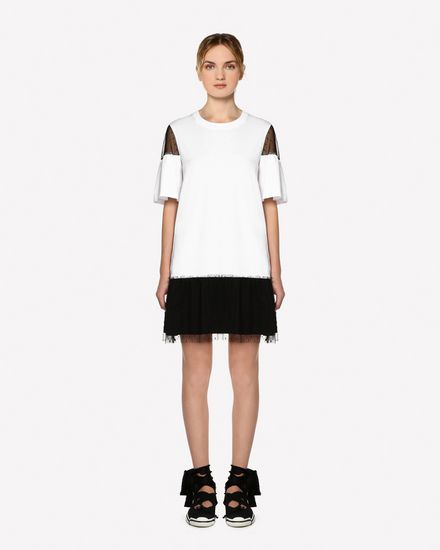 REDValentino Short dress Woman RR0MJ01LWME A01 f
