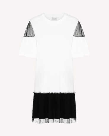 REDValentino RR0MJ01LWME A01 Short dress Woman a