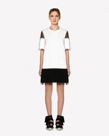 REDValentino RR0MJ01LWME A01 Short dress Woman f