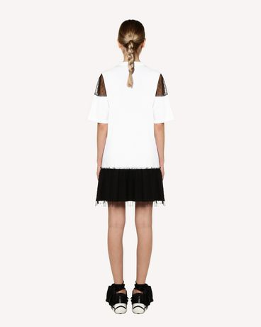 REDValentino RR0MJ01LWME A01 Short dress Woman r