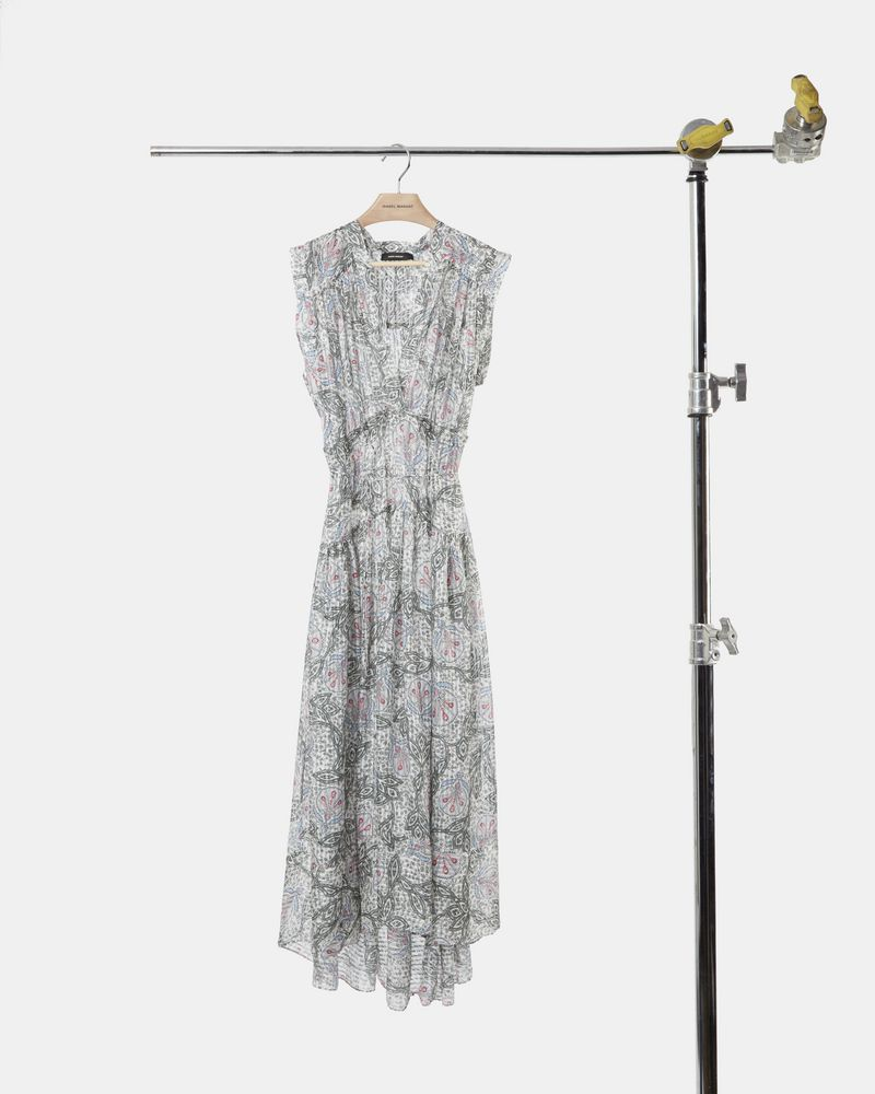 EYDIE dress ISABEL MARANT