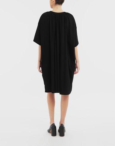 ワンピース・ドレス ドロップバック Tシャツ ドレス ブラック