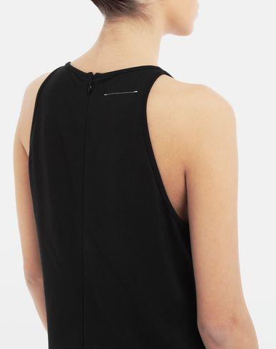 DRESSES Two-part dress Black