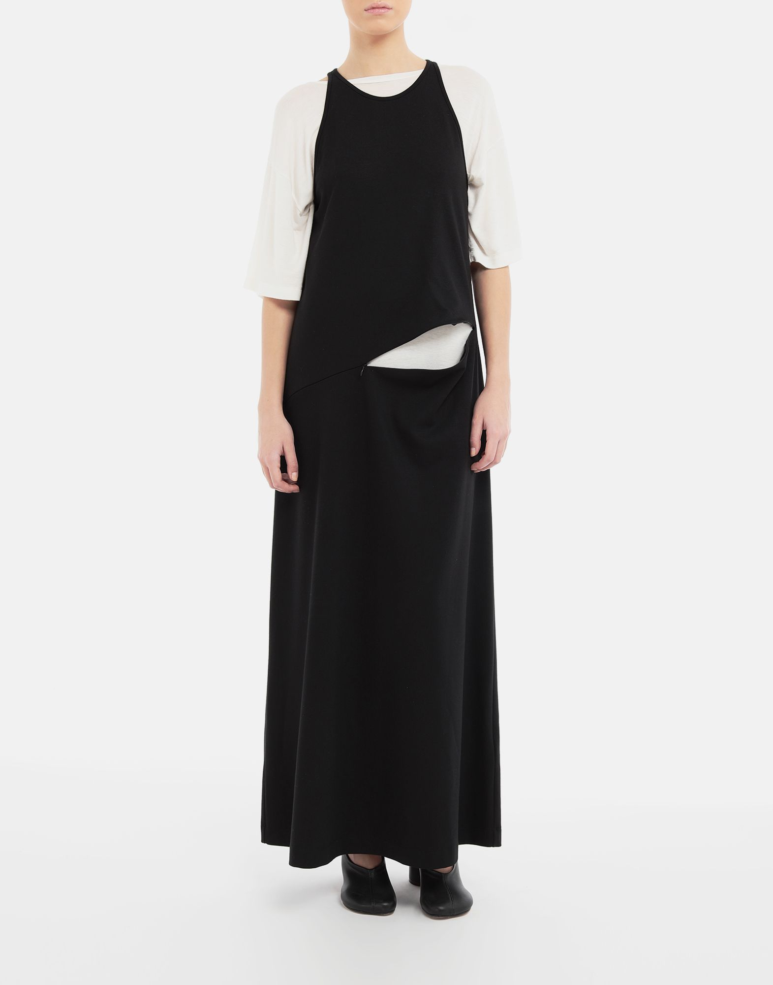 MM6 MAISON MARGIELA Two-part dress 3/4 length dress Woman d