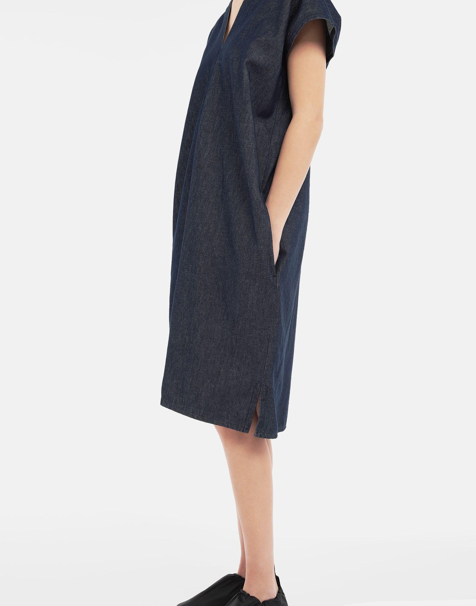 MM6 MAISON MARGIELA Denim dress Short dress Woman a