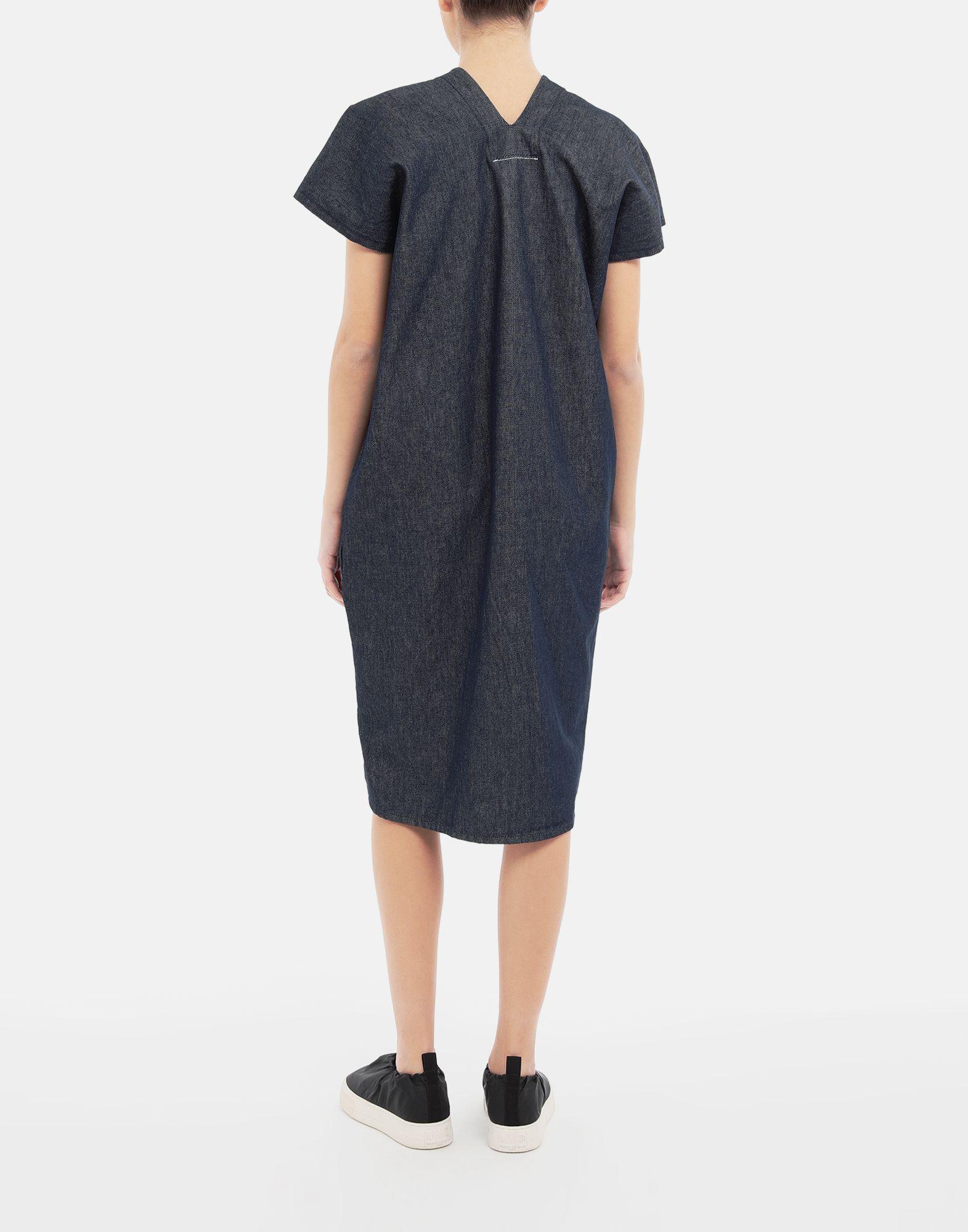 MM6 MAISON MARGIELA Denim dress Short dress Woman e