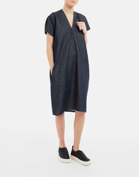 MM6 MAISON MARGIELA Denim dress Short dress Woman d
