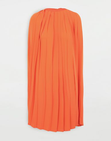 MM6 MAISON MARGIELA Pleated dress Short dress Woman f