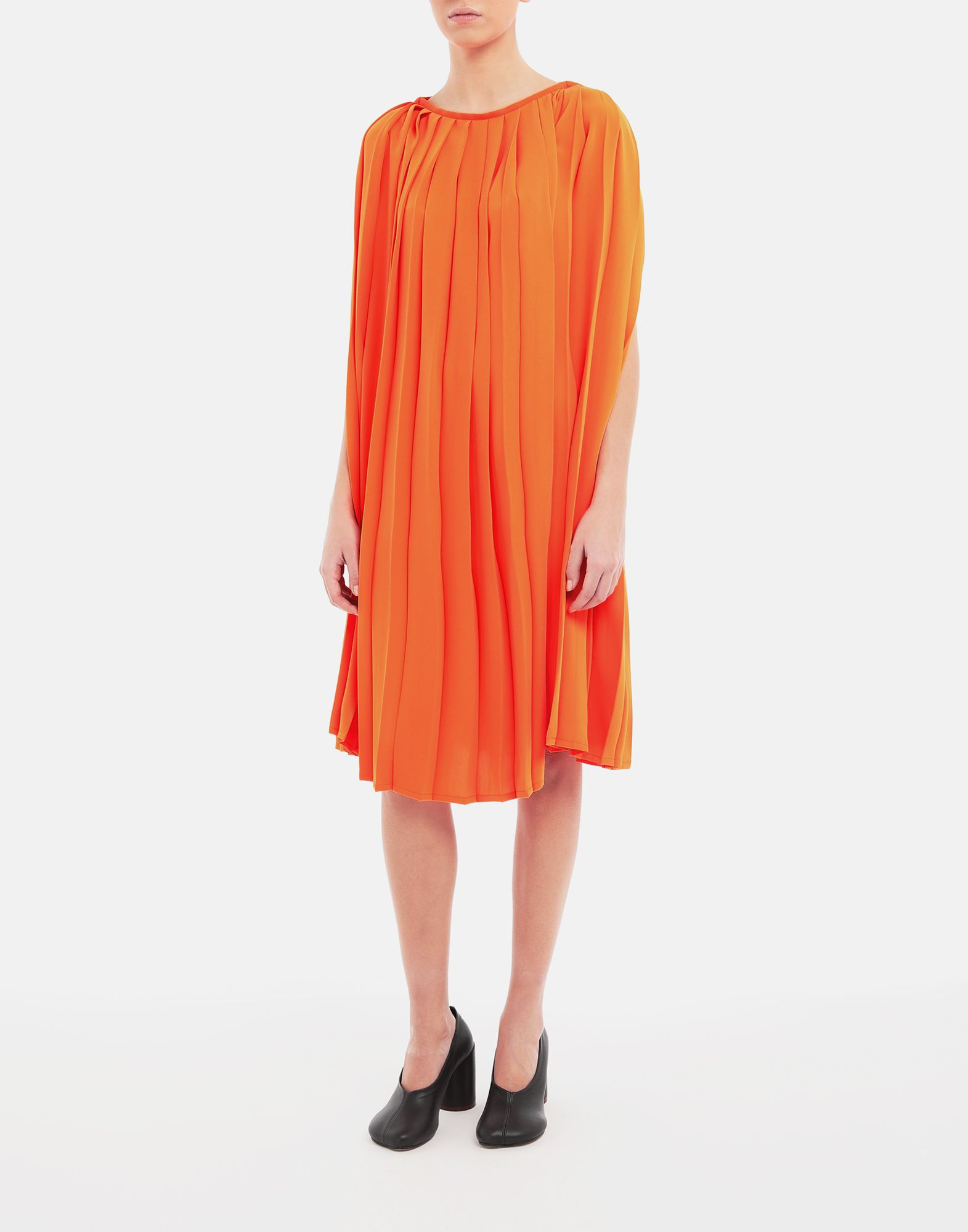 MM6 MAISON MARGIELA Pleated dress Dress Woman r
