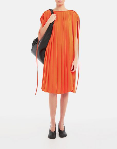 MM6 MAISON MARGIELA Pleated dress Short dress Woman d
