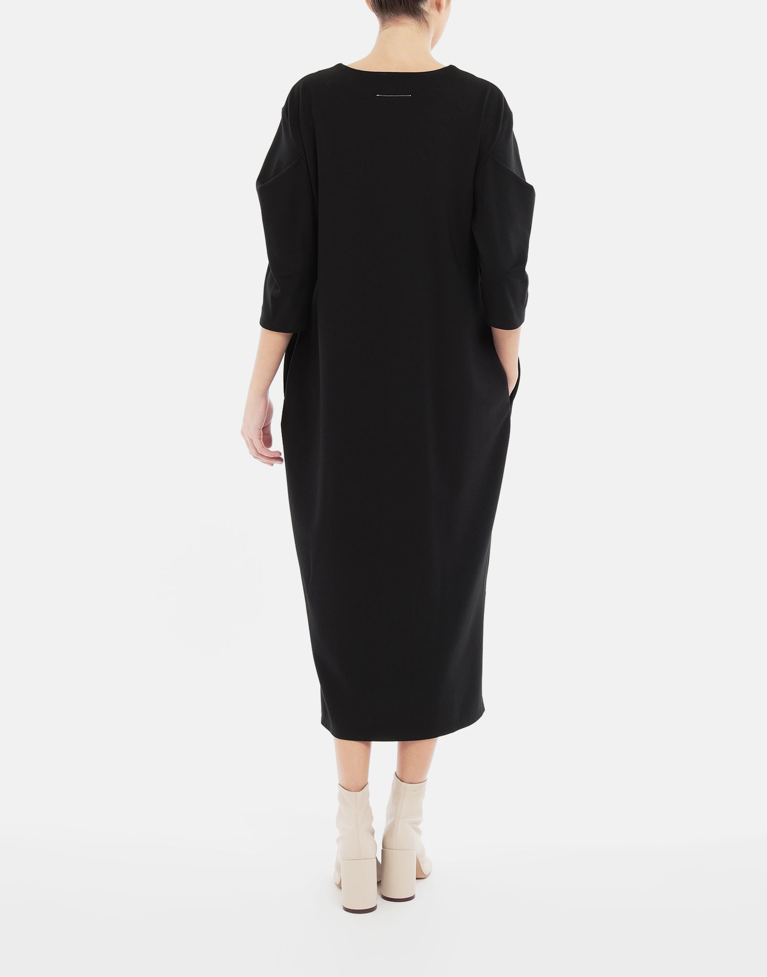 MM6 MAISON MARGIELA Puff-sleeves dress 3/4 length dress Woman e