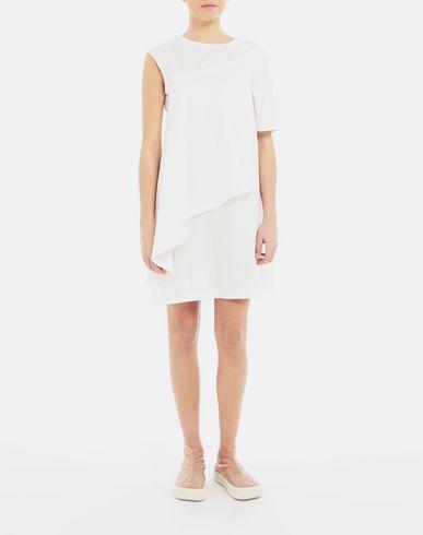 ワンピース・ドレス デュアルウェア Tシャツ ドレス ホワイト