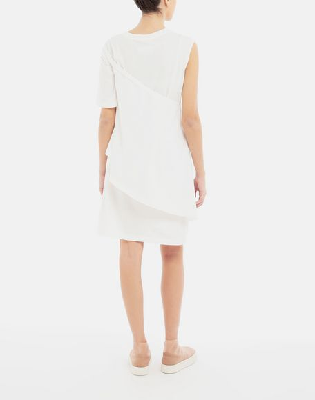 MM6 MAISON MARGIELA Dual-wear T-shirt dress Short dress Woman e