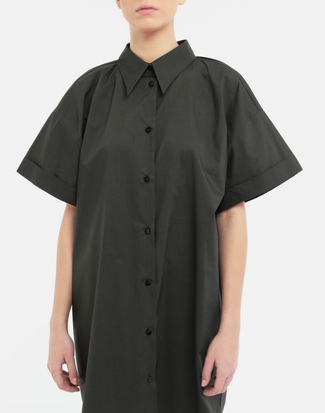 MM6 MAISON MARGIELA Oversized shirt-dress Dress Woman a