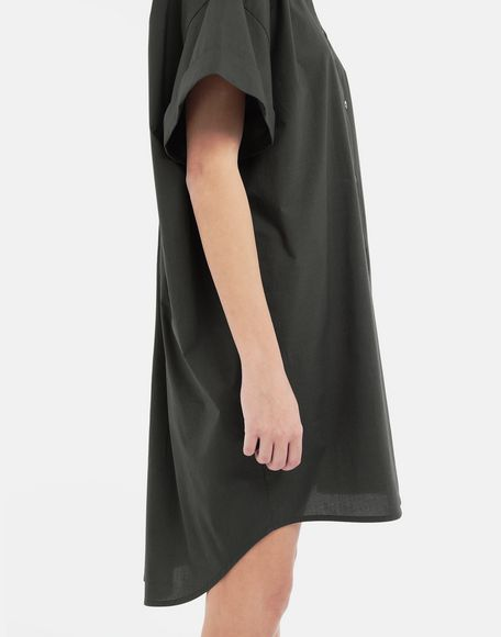 MM6 MAISON MARGIELA Oversized shirt-dress Dress Woman b