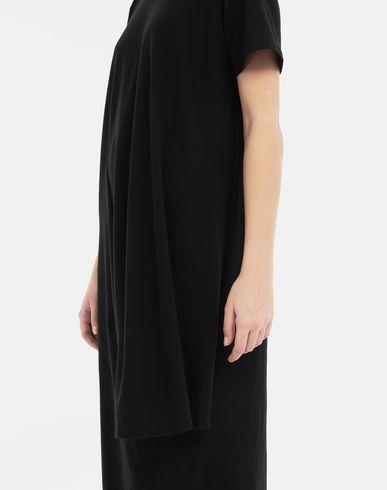 DRESSES Layer dress Black