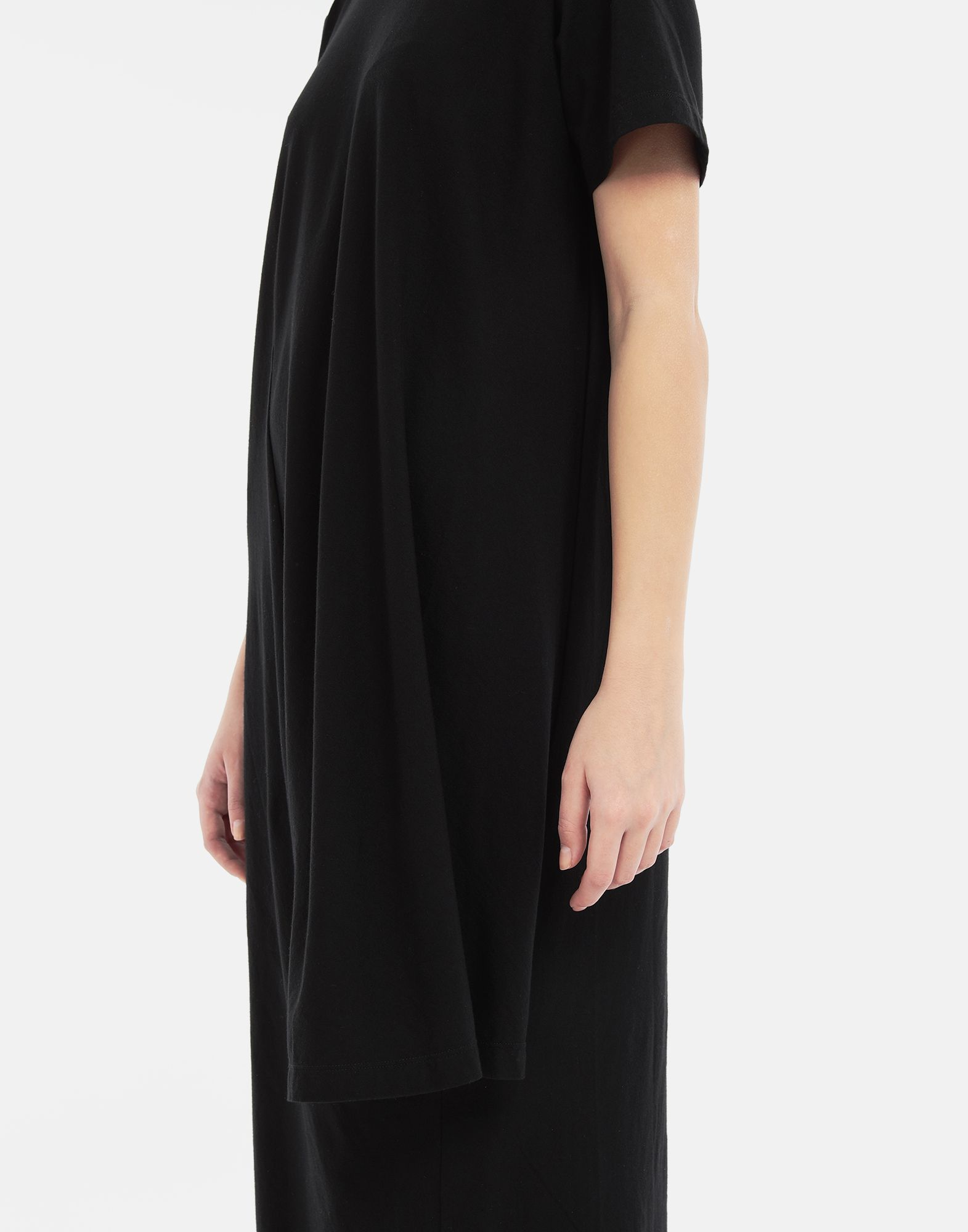 MM6 MAISON MARGIELA Layer dress 3/4 length dress Woman a