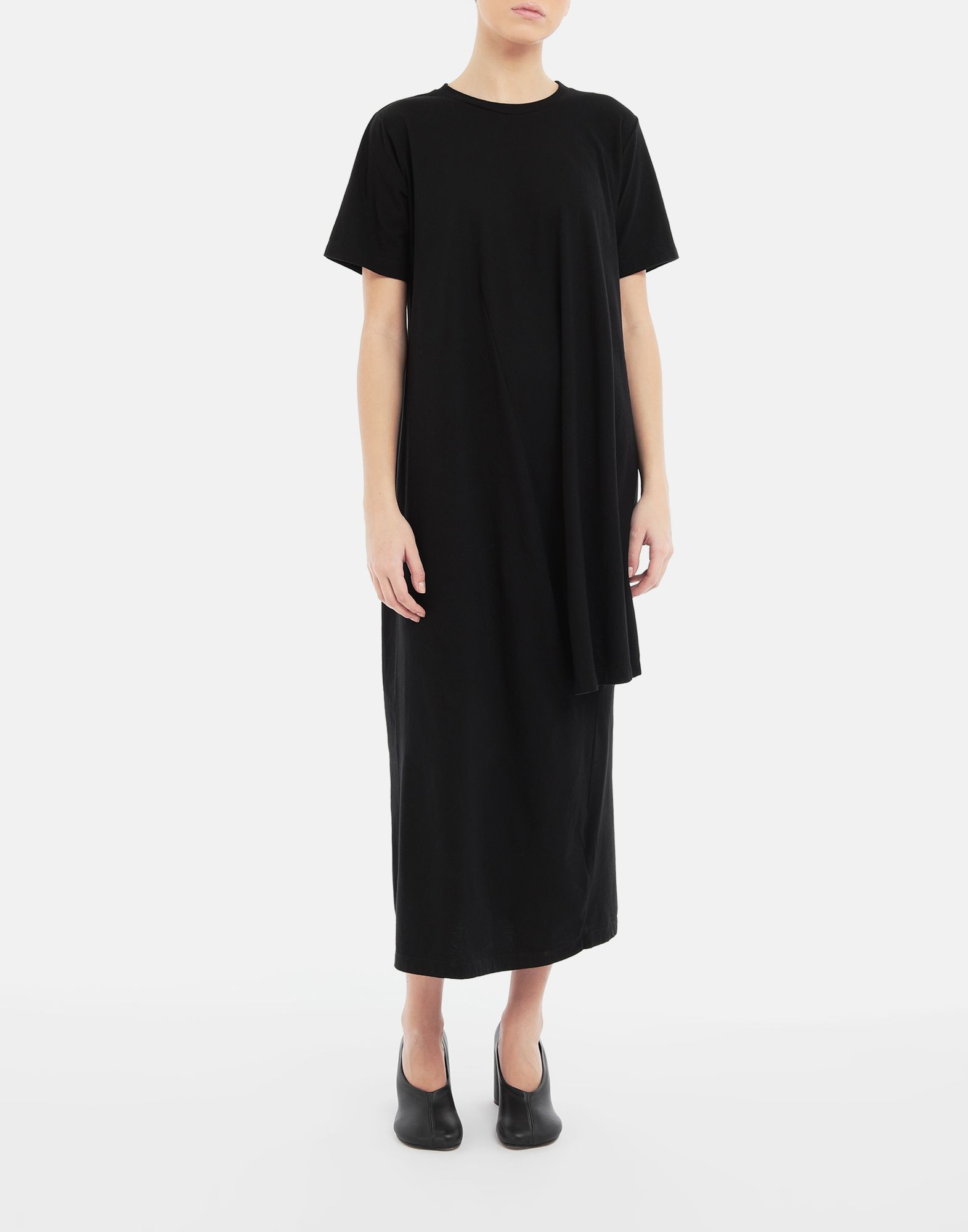 MM6 MAISON MARGIELA Layer dress 3/4 length dress Woman r