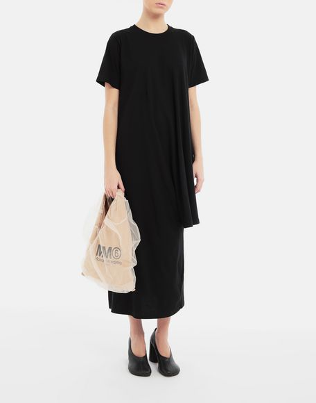 MM6 MAISON MARGIELA Layer dress 3/4 length dress Woman d