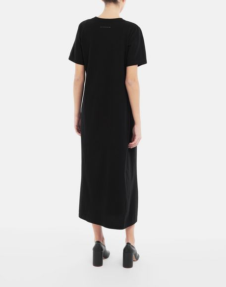 MM6 MAISON MARGIELA Layer dress 3/4 length dress Woman e