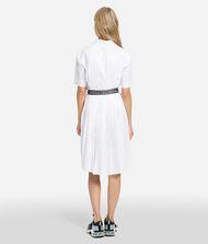 KARL LAGERFELD K/Karlifornia Poplin Shirt Dress 9_f