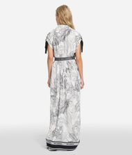KARL LAGERFELD K/Karlifornia Maxi Shirt Dress 9_f