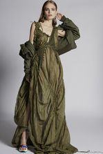 DSQUARED2 Voile Dress Dress Woman