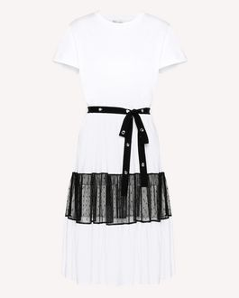 REDValentino Knit Dress Woman RR0KDA36HUV 001 a
