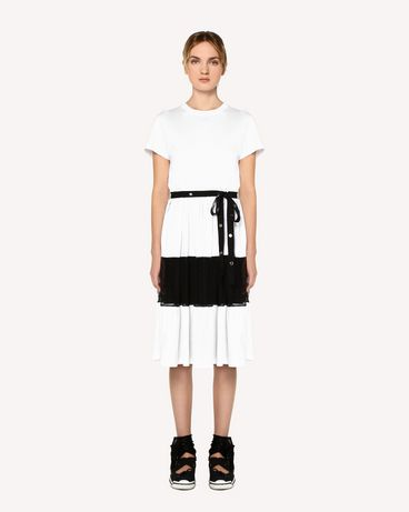 REDValentino RR0MJ01PDZB A01 Short dress Woman f
