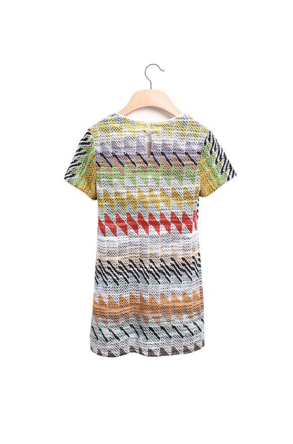 MISSONI Kleid Damen, Rückansicht