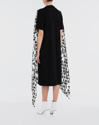DRESSES Scarf tie dress
